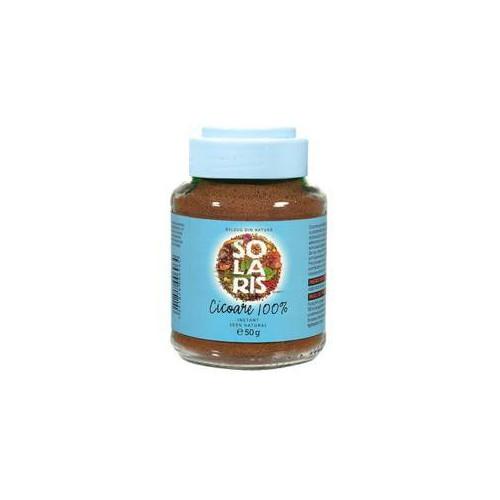Cicoare 100% Instant 50g (Borcan) SOLARIS