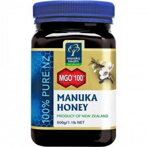 Miere Manuka MGO 100+ 500 g MANUKA HEALTH