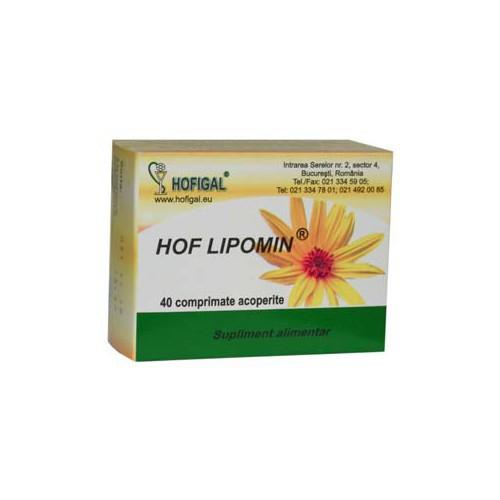 Hof Lipomin 40cpr HOFIGAL