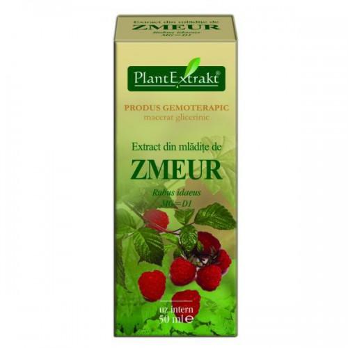 Extract din mladite de zmeur (Rubus idaeus) 50 ml Plant Extrakt