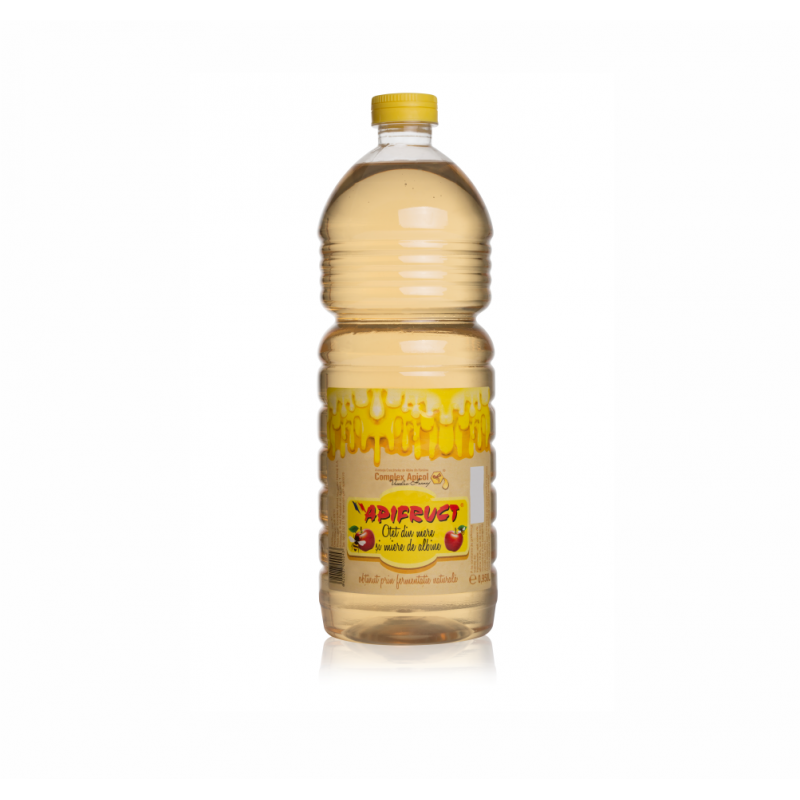 Apifruct Otet din Mere si Miere 950 ml COMPLEX APICOL VECESLAV HARNAJ