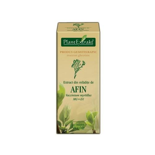 Extract din mladite de afin (Vaccinium myrtillus) 50 ml Plant Extrakt
