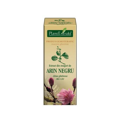 Extract din muguri de arin negru (Alnus glutinosa) 50 ml Plant Extrakt