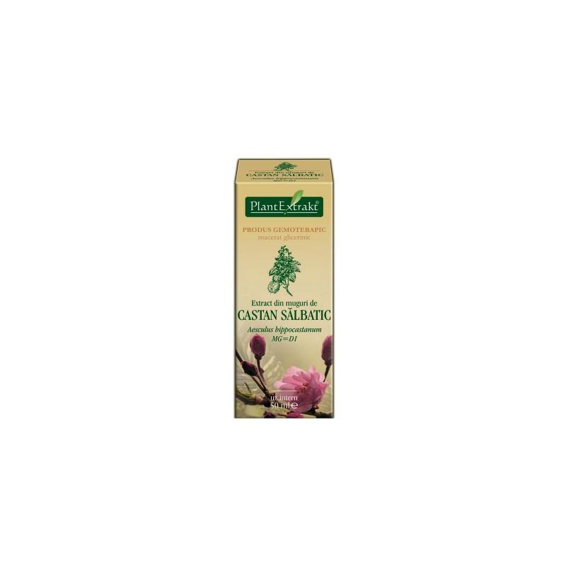 tinctura de flori de castan din varicoză