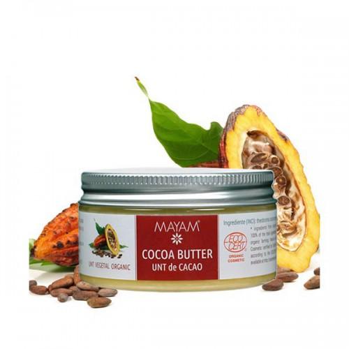 Unt de Cacao Bio 100ml MAYAM