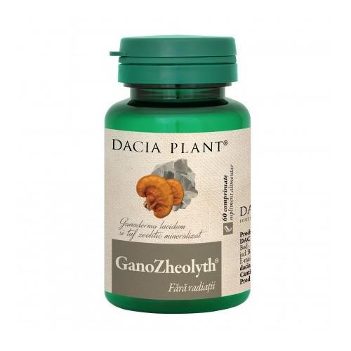 GanoZheolyth 60cpr DACIA PLANT