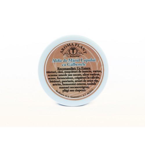 Crema de Marul Lupului cu Galbenele 100g Aroma Plant