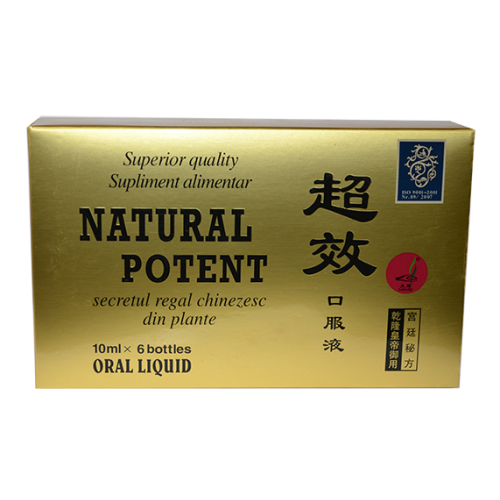 Natural Potent 6 fiole Sanye Intercom