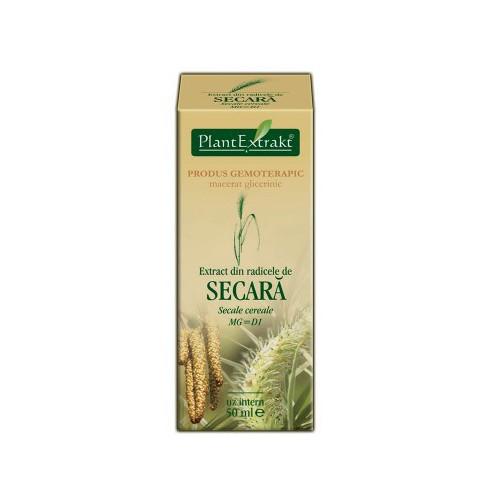 Extract din radicele de secara (Secale cereale) 50 ml Plant Extrakt