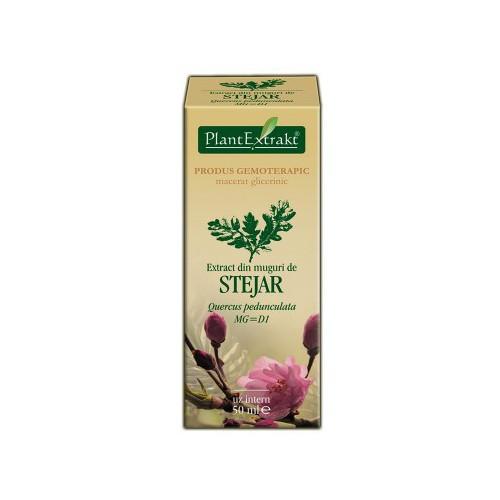 Extract din muguri de stejar (Quercus pedunculata) 50 ml Plant Extrakt