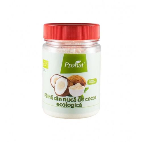 Faina din nuca de cocos Ecologica 130g PRONAT