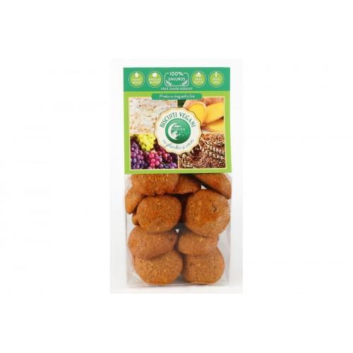 Biscuiti Vegani Cu ghimbir si Cocos 150 g Hiper Ambrozia