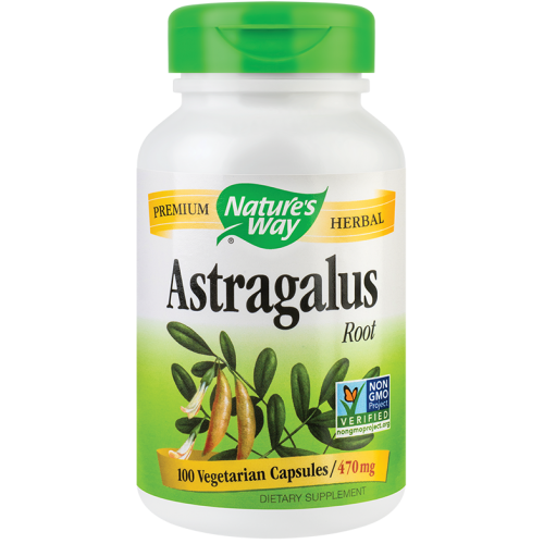 Astragalus Root 470 mg 100 cps SECOM