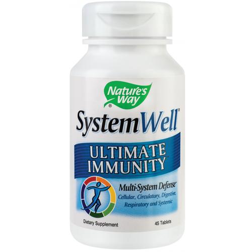 SystemWell® Ultimate Immunity™ 45 Tb SECOM