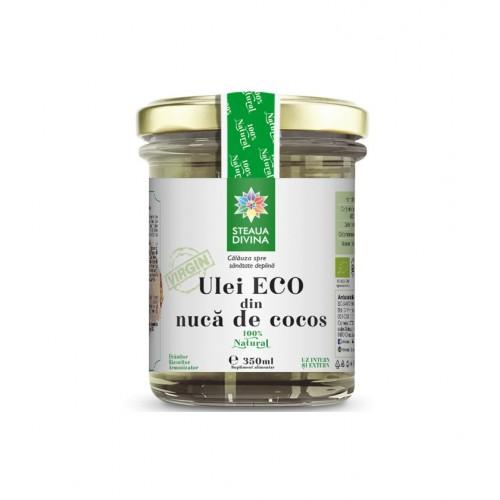 Ulei de nuca de cocos Eco 350 ml STEAUA DIVINA