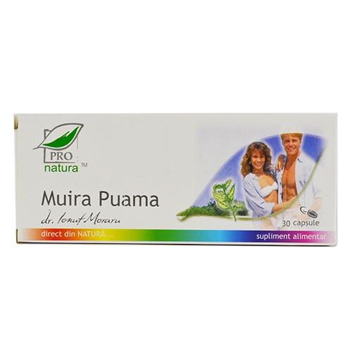 Muira Puama 30cps PRO NATURA