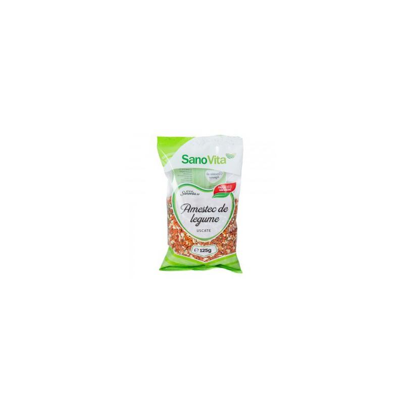 Amestec de legume 125 g SanoVita