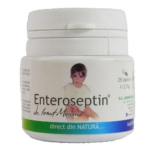 Enteroseptin 25cps PRO NATURA