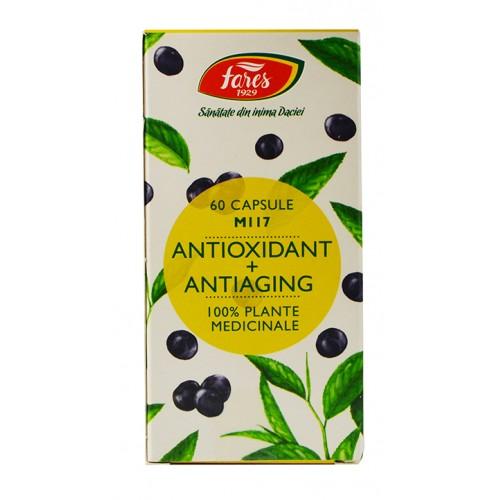 Antioxidant + Antiaging M117 60 cps FARES