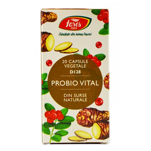 Probio Vital L128 40 cps FARES