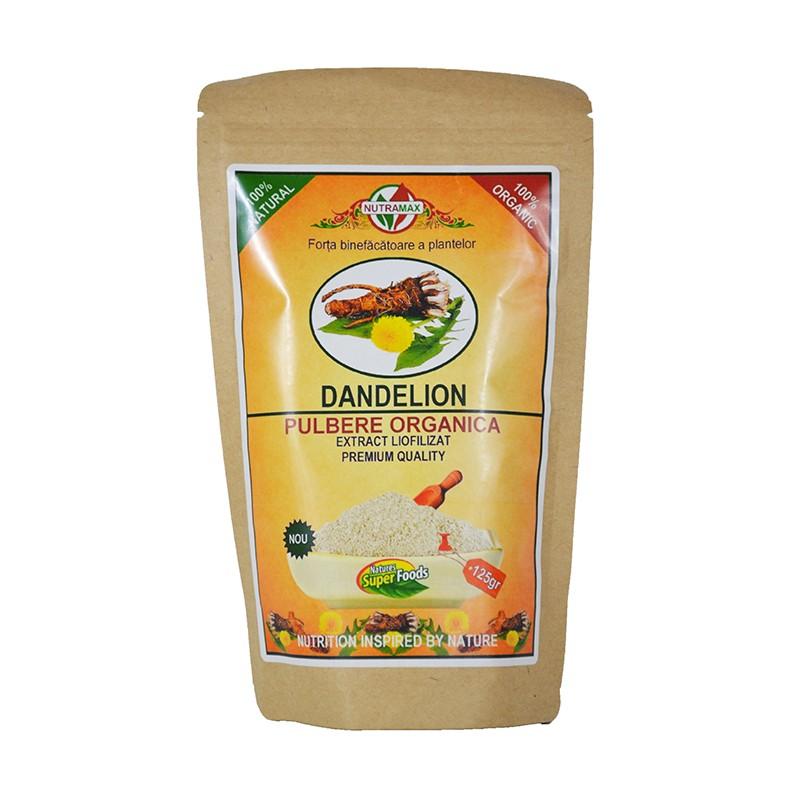 Papadie Pulbere Organica 125 GR NUTRAMAX