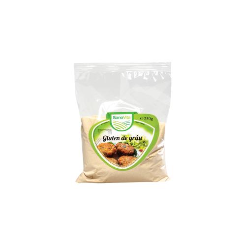 Gluten de grau 250 g SanoVita
