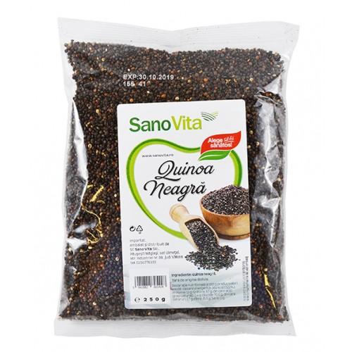 Quinoa Neagra 250 G SANO VITA