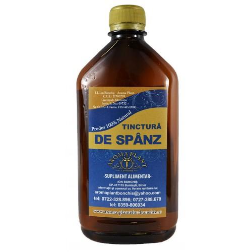 Tinctura de spanz 500ml Aroma Plant