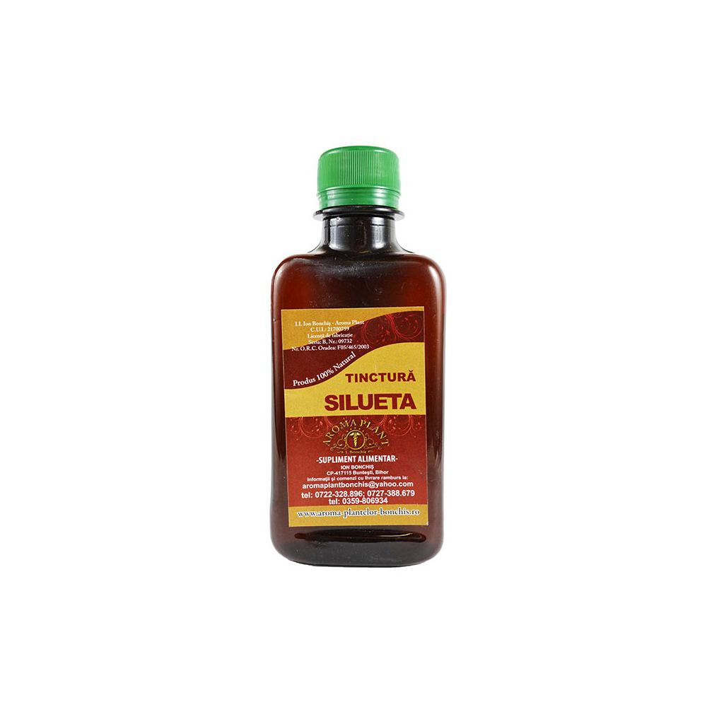 Tinctura Silueta [obezitate] ml - Bonchis, pret 12,7 lei - Planteea