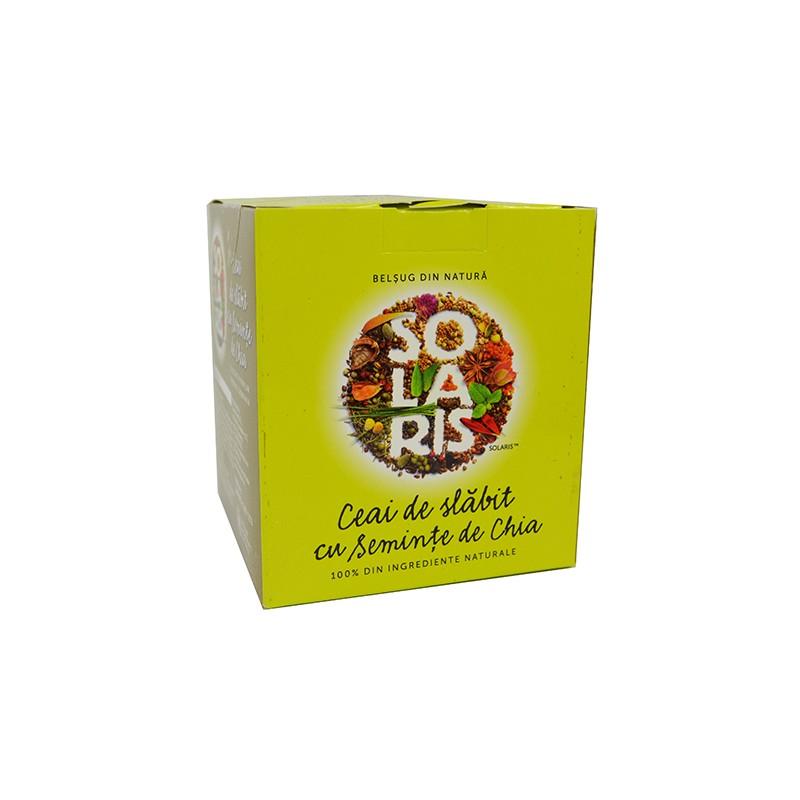 ceai slabit cu seminte de chia)