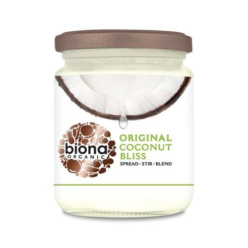 Unt de cocos Coconut Bliss eco 250G BIONA