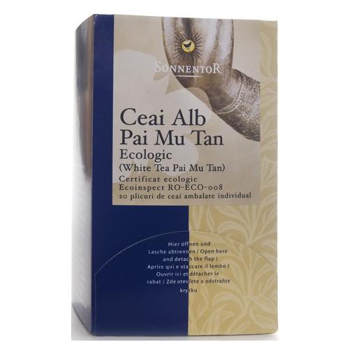 Ceai Alb Pai Mu Tan Eco 18dz SONNENTOR