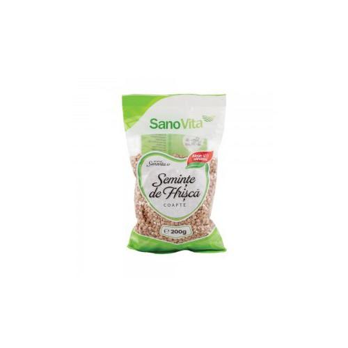 Seminte de hrisca 200 g SanoVita