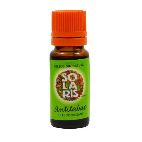 Ulei Aromoterapie Antitabac 10ml SOLARIS