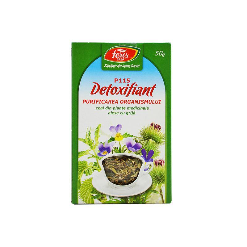 ceai pentru curatarea organismului
