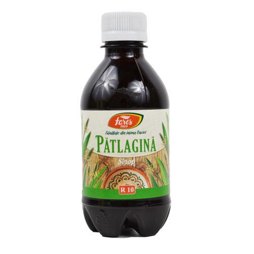 Patlagina R10 250 ml sirop FARES