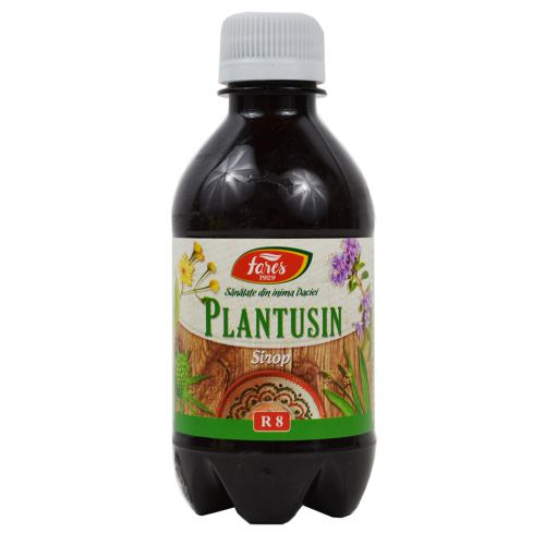 Plantusin R8 250 ml sirop FARES