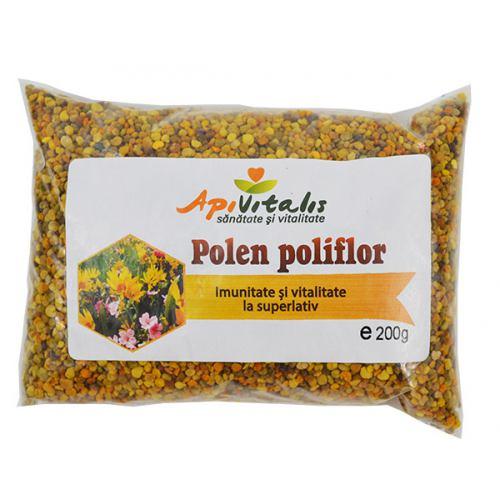 Polen poliflor uscat 200gr API VITALIS