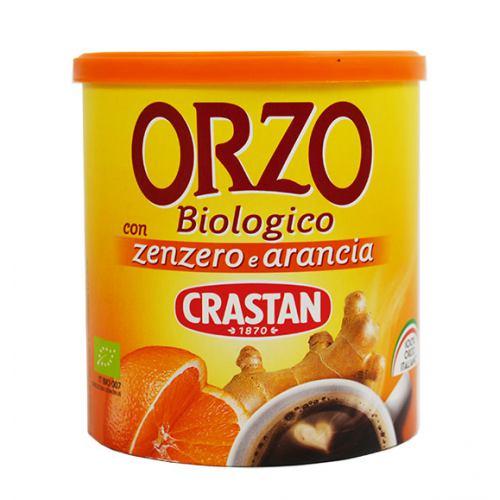 Orzo ECO solubil Crastan cu ghimbir 120G SanoVita