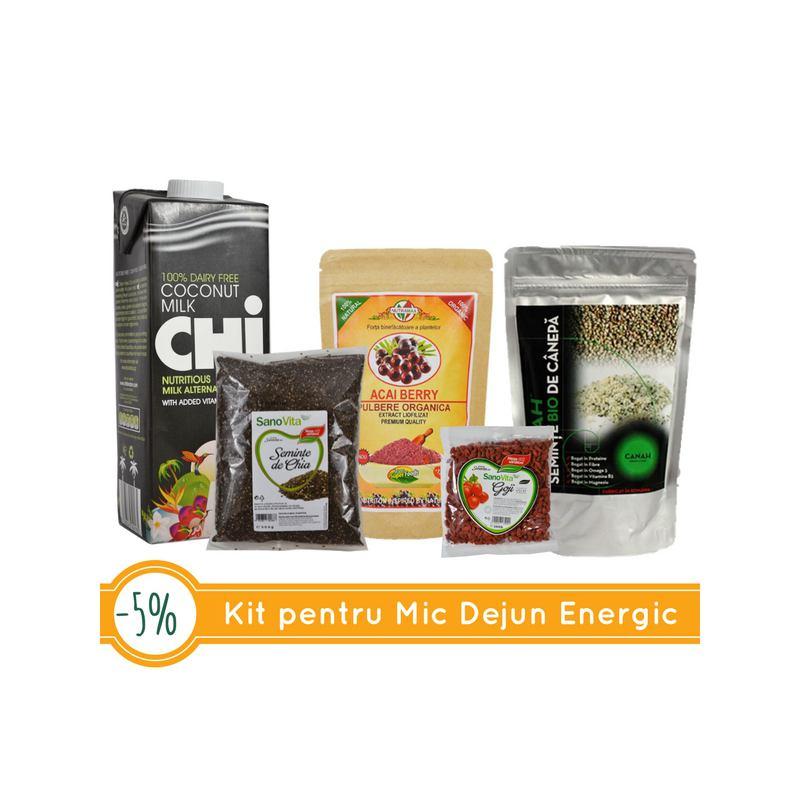 Mic Dejun Energic