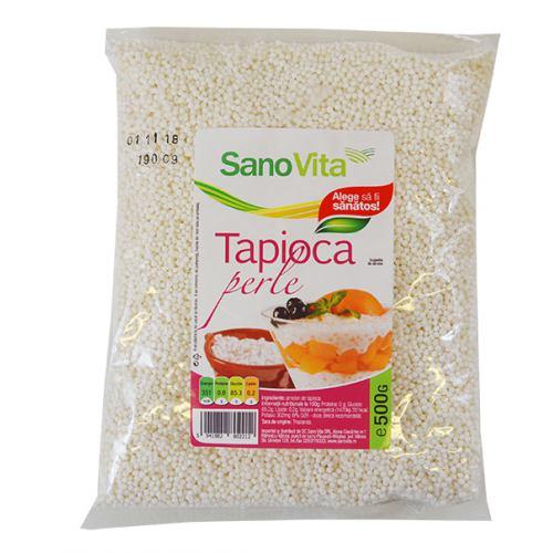 Tapioca 500 g perle SanoVita