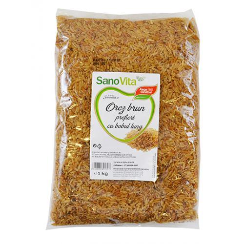 Orez brun prefiert 1 kg SanoVita