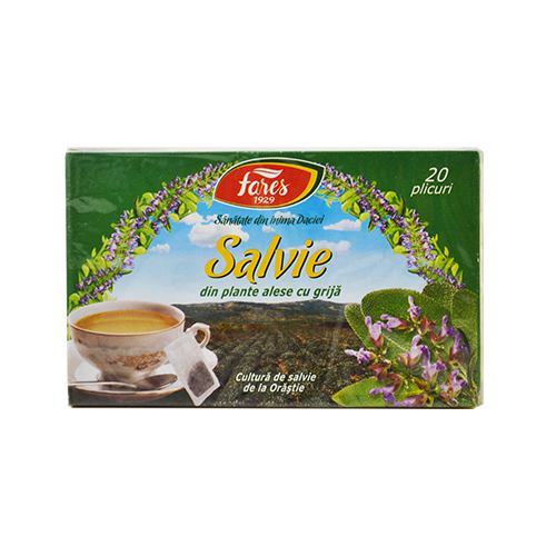 Ceai Salvie 20dz FARES