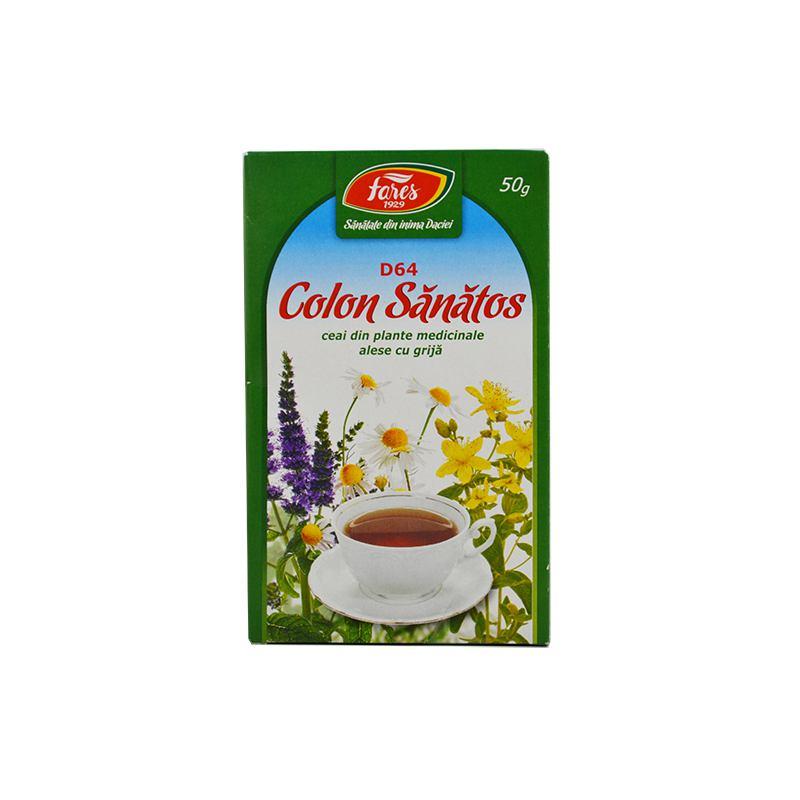 colon sanatos ceai)