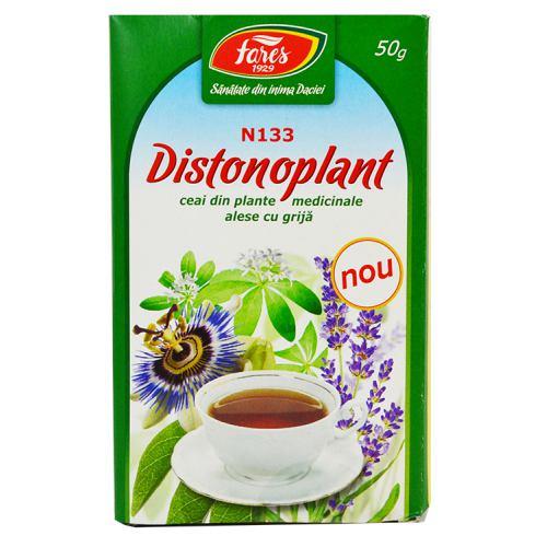 Ceai Distonoplant (N133) 50G Fares