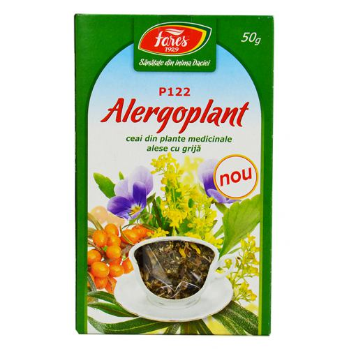 Ceai Alergoplant (P122) 50G Fares