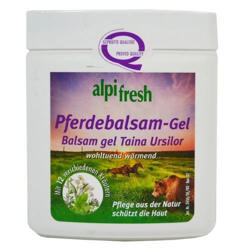 Balsam gel Taina Ursilor 250ML AlpiFresh