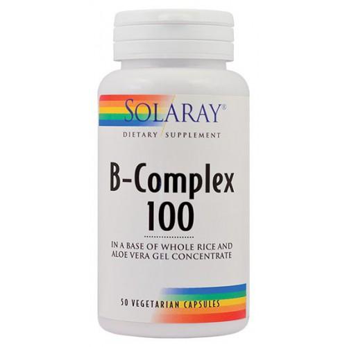 B-Complex 100 50 cps SECOM