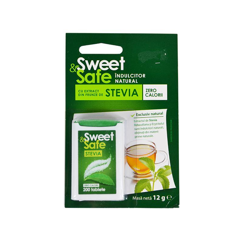 Indulcitor stevie pentru prajituri