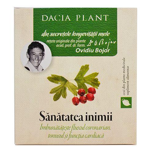 Ceai Sanatatea Inimii 50G DACIA PLANT